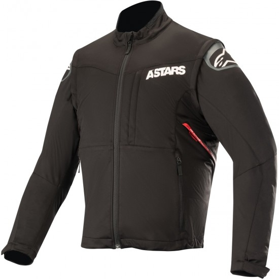 Chaqueta ALPINESTARS Session Race Black / Red