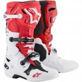 ALPINESTARS Tech 10 Red / White / Black