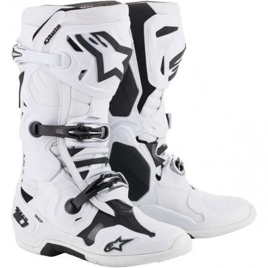 Stiefel ALPINESTARS Tech 10 White