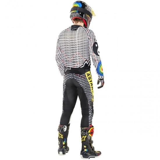 Botas ALPINESTARS Tech 10 2020 Cactus CPFM LE Rainbow