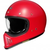 SHOEI Ex Zero Shine Red