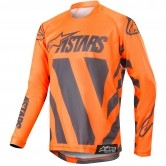 ALPINESTARS Racer 2019 Junior Braap Anthracite / Orange Fluo