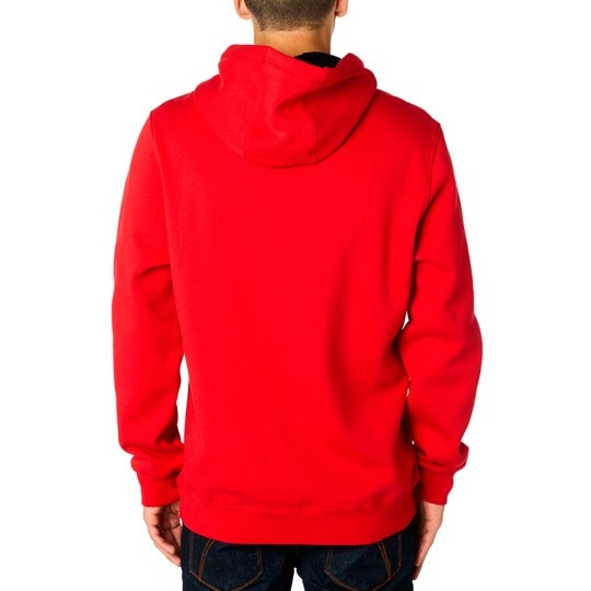 Felpa FOX Honda Pullover Dark Red