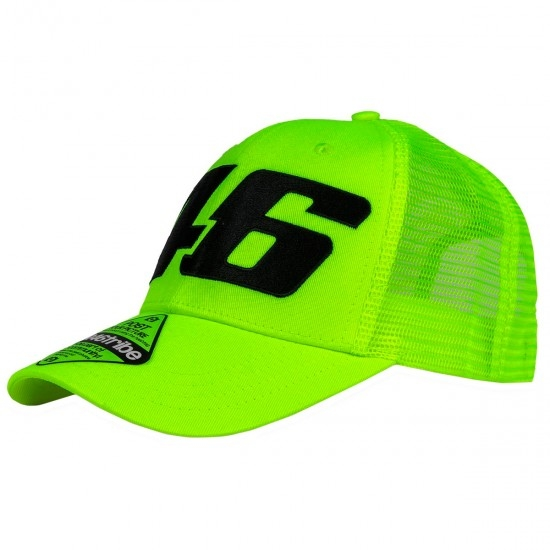 Gorra VR46 Rossi Core Large 46 326228