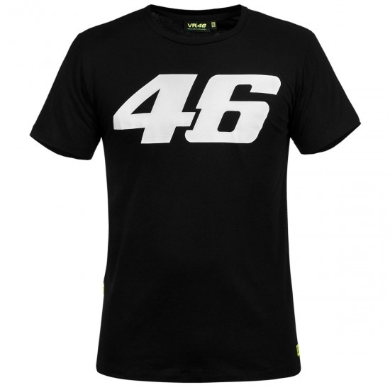 VR46 Rossi Core Large 46 3250 Black Jersey
