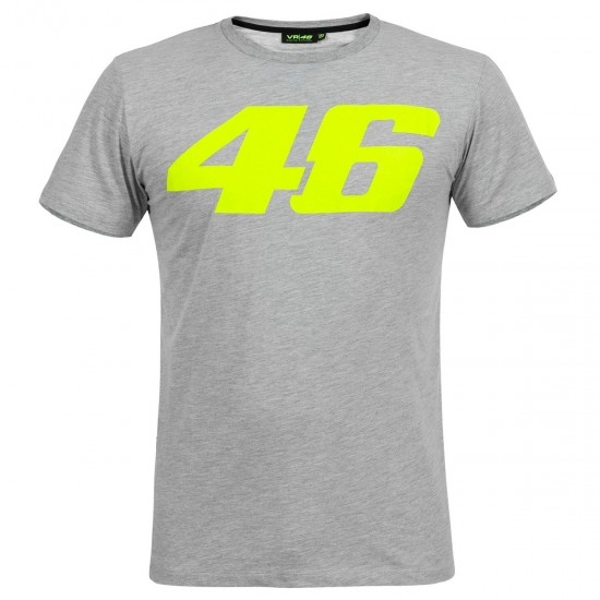Maillot off road VR46 Rossi Core Large 46 3250 Grey