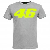 VR46 Rossi Core Large 46 3250 Grey