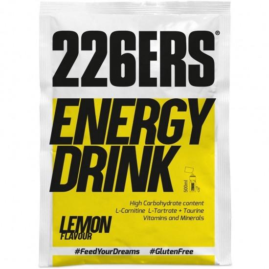 Nutrition 226ERS Energy Drink 50gr Monodose Lemon