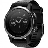 GARMIN Fēnix 5S Siver with Black Band