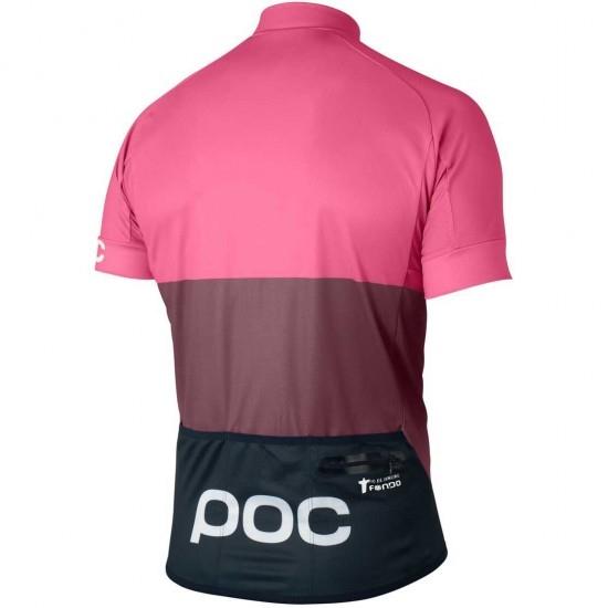 Maillot POC Fondo Classic Rio de Janeiro Sulfate Multi Pink