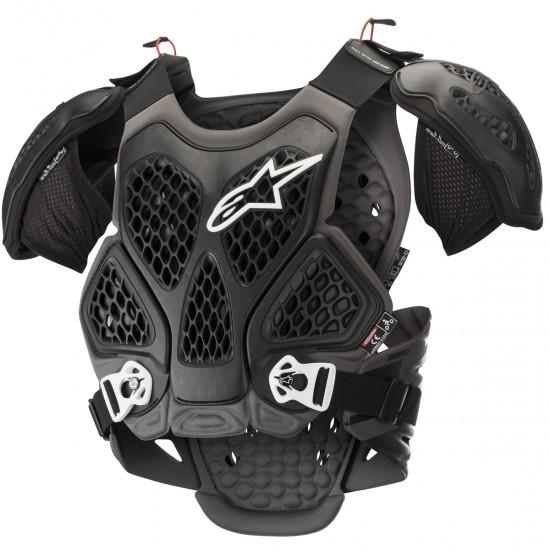 ALPINESTARS Bionic Chest Black / Cool Grey Protection