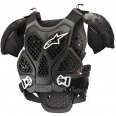 ALPINESTARS Bionic Chest Black / Cool Grey