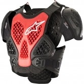 Bionic Chest Black / Red