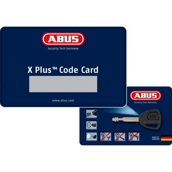Diebstahlschutz ABUS 8008 Granit Detecto X Plus 2.0