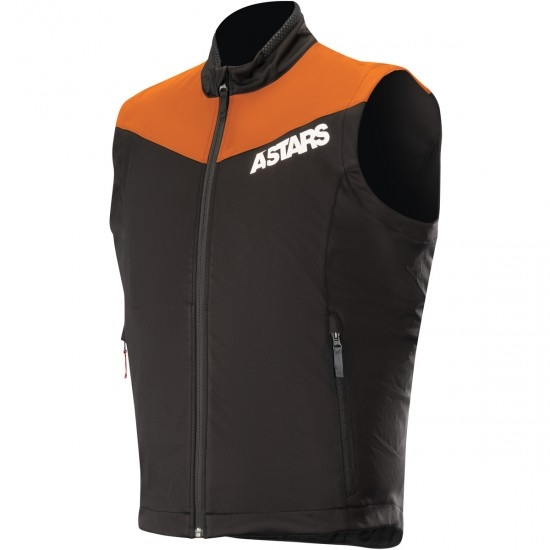 ALPINESTARS Session Race Orange Fluo / Black Jacket