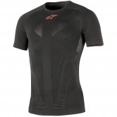 ALPINESTARS Tech Top SS Summer Black / Red
