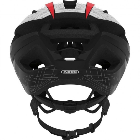 Casco ABUS Viantor Blaze Red