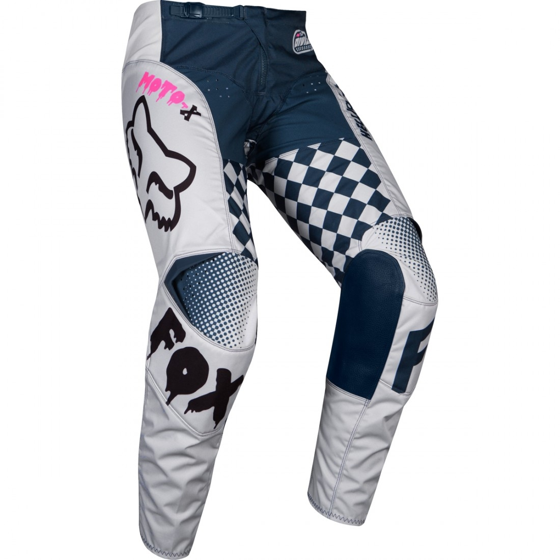 6c249f29f FOX 180 2019 Junior Czar Light Grey Pant · Motocard