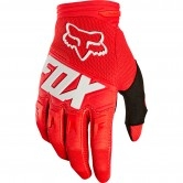 FOX Dirtpaw Junior Race Red