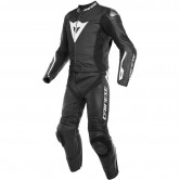 DAINESE Avro D-Air Black / Black / White