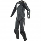 DAINESE Avro Lady D-Air Black / Black / White