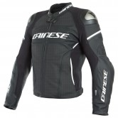 DAINESE Racing 3 D-Air Estiva Black-Matt / Black-Matt / White
