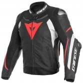 DAINESE Super Speed 3 Black / White / Fluo-Red