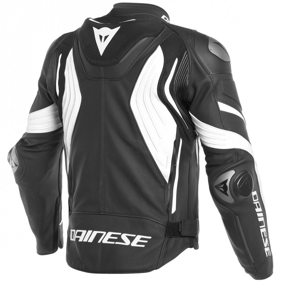 Speed 3 Dainese Black Jacket White Super R34jqL5A