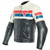 DAINESE 8-Track Black / Ice / Red