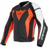 DAINESE Nexus Black / Fluo-Red / White