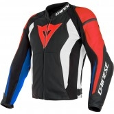 DAINESE Nexus Black / Lava-Red / White / Blue