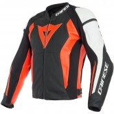 DAINESE Nexus Estiva Black / Fluo-Red / White