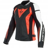DAINESE Nexus Lady Black / Fluo-Red / White