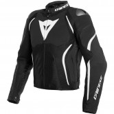 DAINESE Estrema Air Tex Black / Black / White