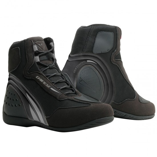 Stiefel DAINESE Motorshoe D1 Air Lady Black / Black / Anthracite