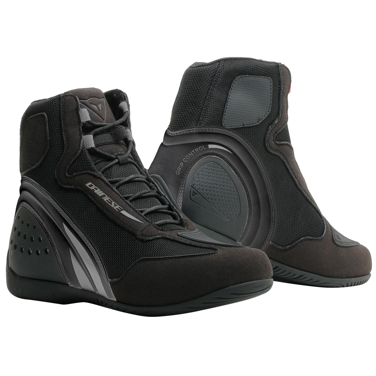 Botas DAINESE Motorshoe D1 Air Lady Black / Black / Anthracite