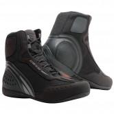 DAINESE Motorshoe D1 D-WP Black / Black / Anthracite