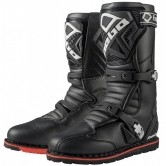 HEBO Technical 2.0 Leather Black Crazy Horse