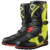 HEBO Technical 2.0 Micro Yellow Fluor / Black