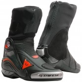 DAINESE Axial D1 Black / Fluo-Red