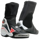 DAINESE Axial D1 Black / White / Red-Lava