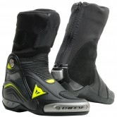 DAINESE Axial D1 Black / Yellow-Fluo