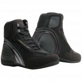 DAINESE Motorshoe D1 D-WP  Lady Black / Black / Anthracite