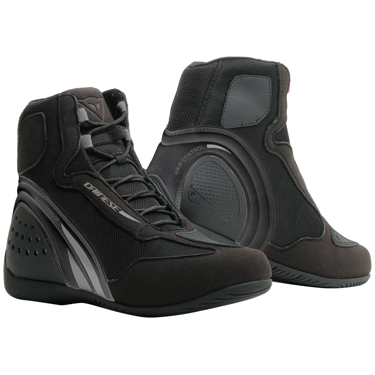 Botas DAINESE Motorshoe D1 D-WP  Lady Black / Black / Anthracite