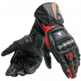 DAINESE Steel-Pro Black / Red-Fluo