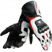 DAINESE Steel-Pro Black / White / Red