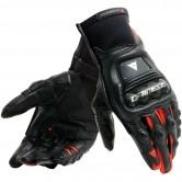 DAINESE Steel-Pro In Black / Fluo-Red