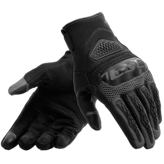 Handschuh DAINESE Bora Black / Anthracite