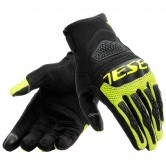DAINESE Bora Black / Fluo-Yellow