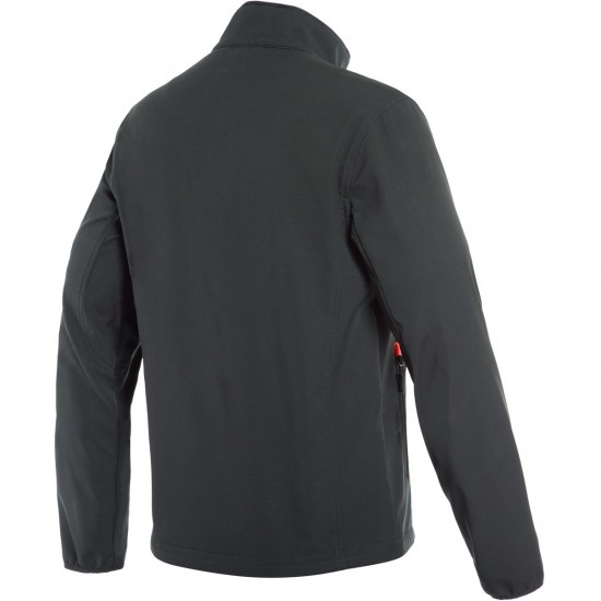 DAINESE Mid-Layer Afteride Black Jacket